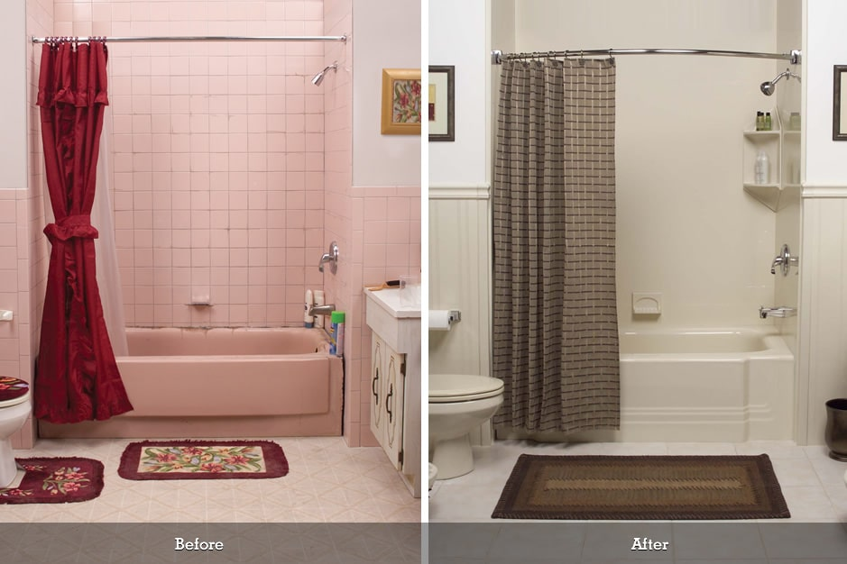 Joliet Bathroom Remodel - Prime Baths and Home Solutions - BCI-Before-and-After-6