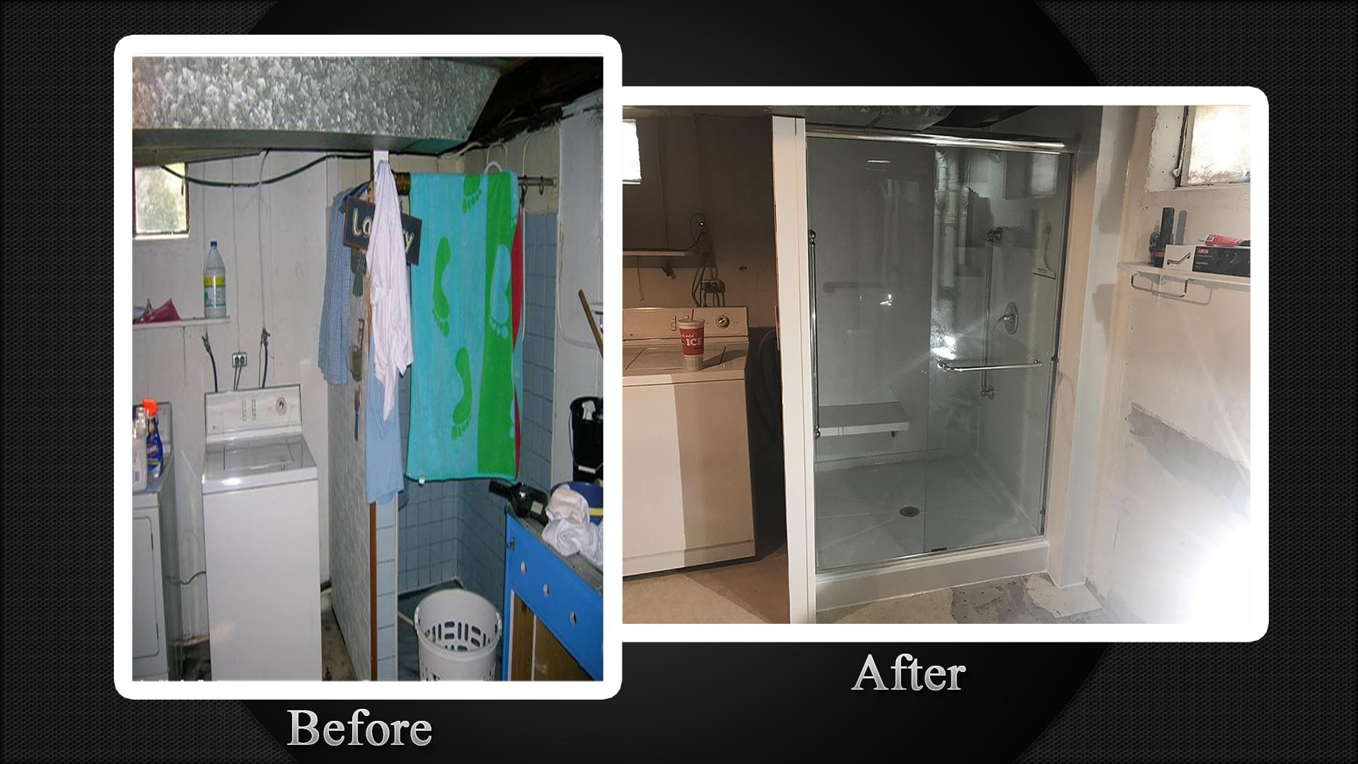 Joliet Bathroom Remodel - Prime Baths and Home Solutions - Before and After #2